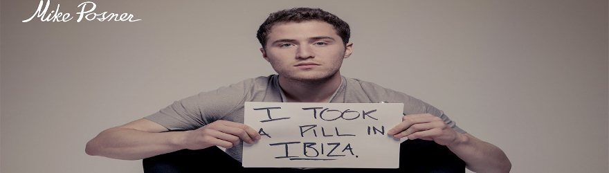 MIKE POSNER - I TOOK A HAPPY PILL IN IBIZA