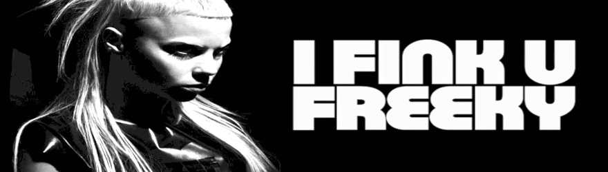"Die Antwoord ""I Fink U Freeky"" (Official) (Uncensored)"