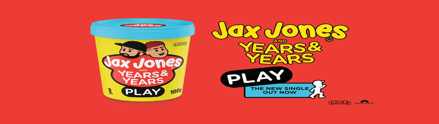 "Years & Years feat. Jax Jones ""Play"" (Visualizer)"