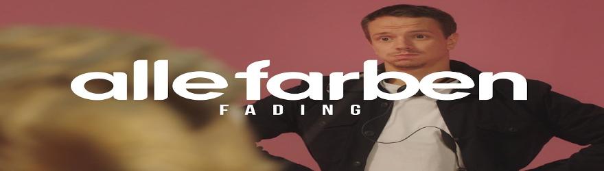"""Alle Farben & Ilira """"Fading"""""""