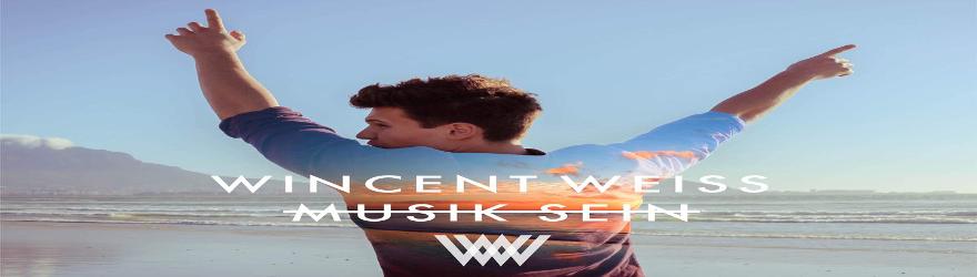 """Wincent Weiss """"Musik Sein"""""""